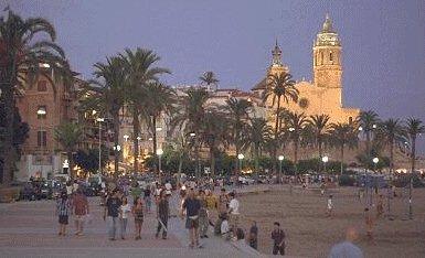 La pgina de ngel serrano turismo sitges barcelona - Fotos de sitges barcelona ...